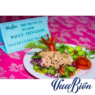 Salat Cá Ngừ Ngâm Dầu