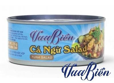 Cá Ngừ Salad